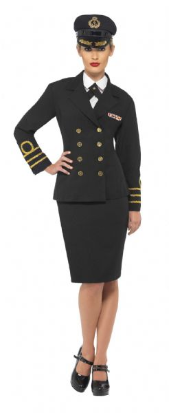 Navy Officer - Womens